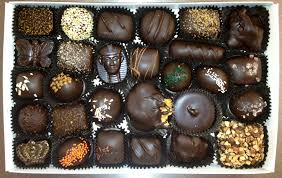 FAVORITE CHOCOLATES